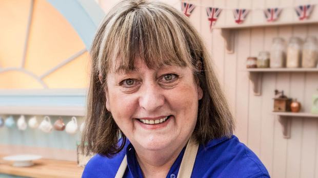 Marie Campbell said she will be watching 'every Wednesday with a slice of my Madeira cake and a cup of tea in my hand' (BBC/PA)