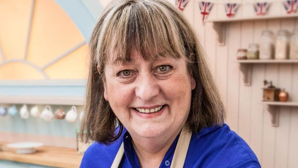 Marie Campbell became the second contestant to leave The Great British Bake Off (BBC/PA)