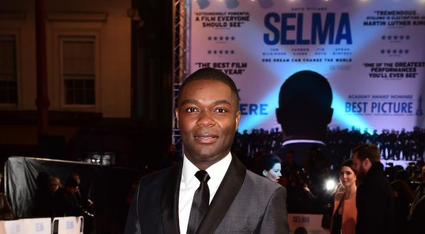 David Oyelowo takes on the role of narrator
