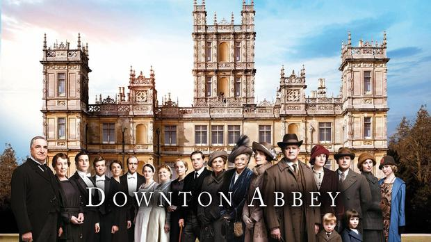 Tears were shed by cast members as filming ended on Downton Abbey