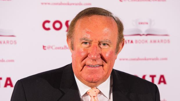 Broadcaster Andrew Neil has got married
