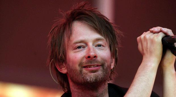 Radiohead frontman Thom Yorke has split from his partner after 23 years