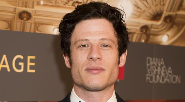 James Norton admitted that he blacked out while filming scenes for Lady Chatterley's Lover