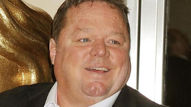 Ted Robbins, who collapsed on stage in February, has returned to acting with a role in Coronation Street