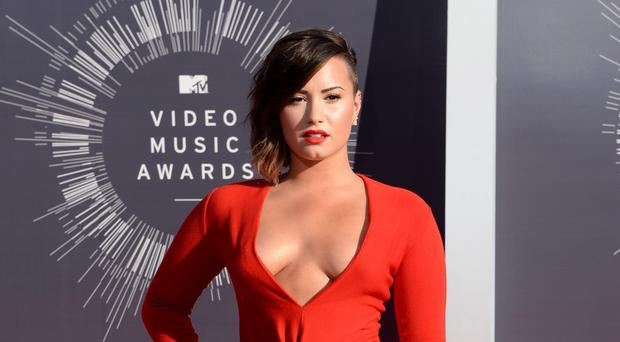 Demi Lovato is prepared to give short shrift to Simon Cowell