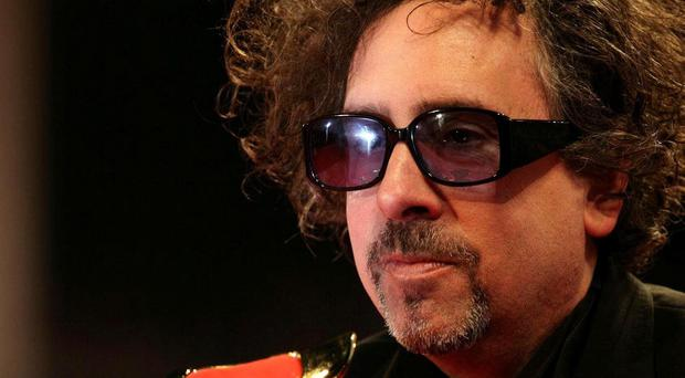 Tim Burton will perform the honours in front of a crowd of 20,000 people on Friday September 4