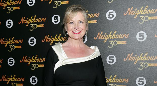 BBC weather presenter Carol Kirkwood will be hoping to bring some sunshine to the Strictly ballroomn