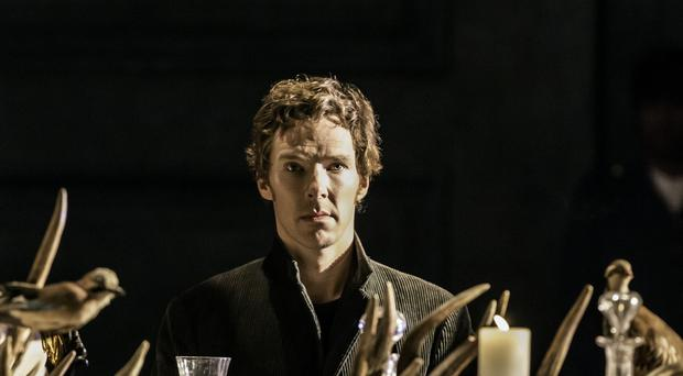 Early reviews for Cumberbatch's performance have been mixed