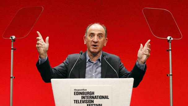 Writer and director Armando Iannucci launched a passionate defence of the BBC