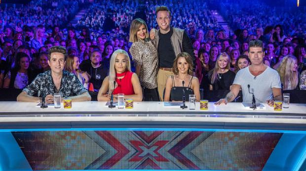 ITV claims the BBC is scheduling Strictly Come Dancing against The X Factor (ITV/PA)