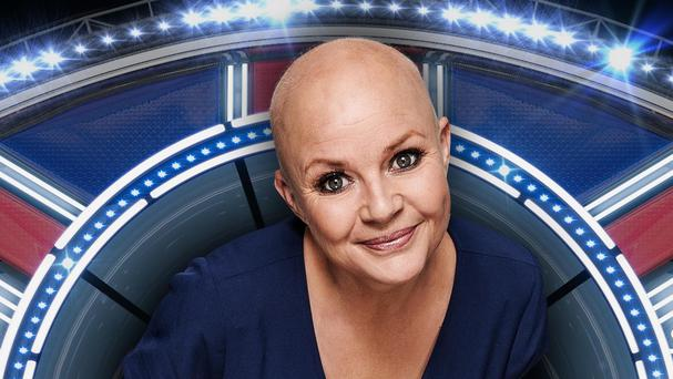 Gail Porter is already being tipped as a winner of the UK vs USA Celebrity Big Brother