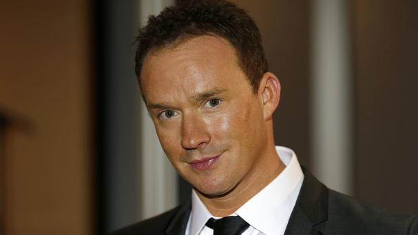 Russell Watson married Louise Harris in Spain