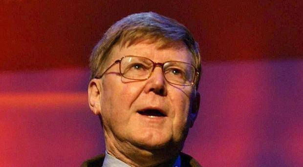 Alan Bennett has branded the Government as