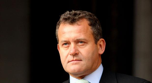 Paul Burrell was the former butler of Diana, Princess of Wales