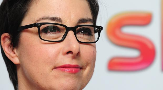 Sue Perkins was diagnosed with prolactinoma, a non-cancerous tumour, eight years ago
