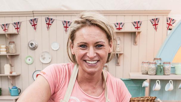 Ugne Bubnaityte has become the fifth contestant to leave The Great British Bake Off (BBC)