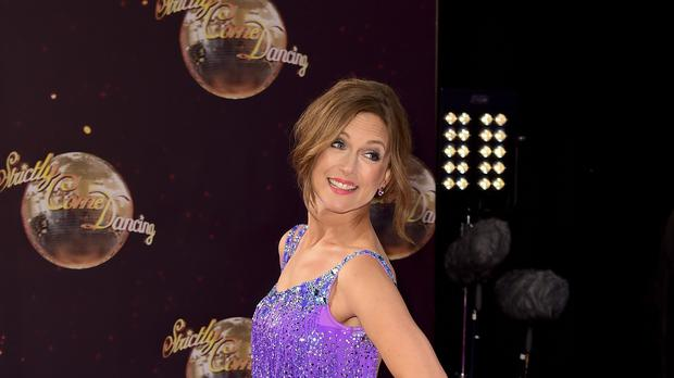 Katie Derham is in the Strictly line-up