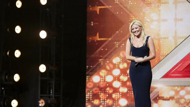 Hannah Marie Kilminster takes part in the audition stage for the ITV1 talent show, The X Factor (Syco/Thames TV)