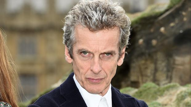 Peter Capaldi is on his second series as Doctor Who