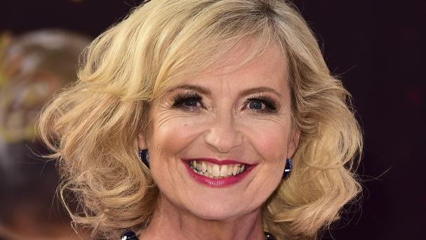 Carol Kirkwood has been tipped as a dark horse for this year's Strictly.