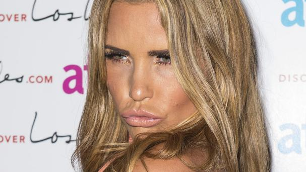 Katie Price's latest autobiography has been delayed for a year
