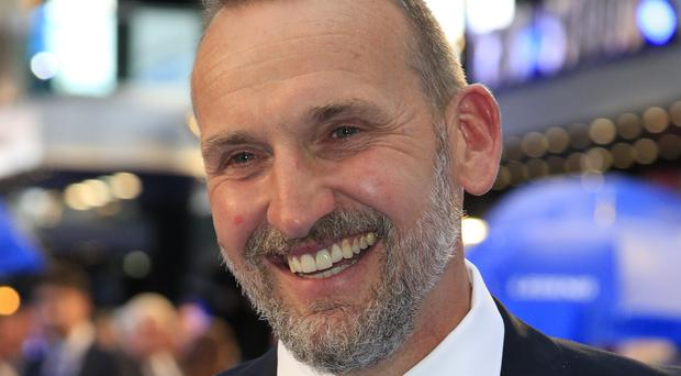 Christopher Eccleston will lead a new four-part story due to air in 2016
