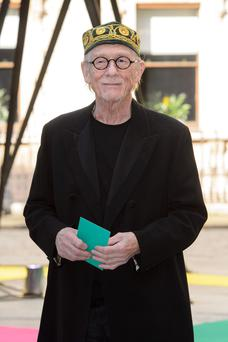 Fixer: Sir John Hurt