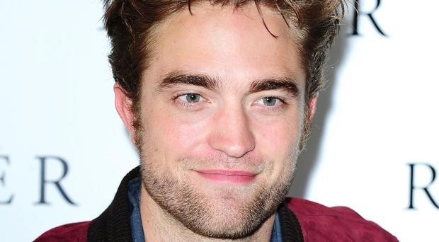 Movie star Robert Pattinson says he is