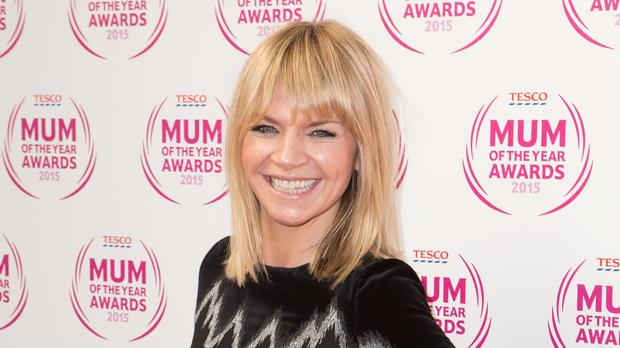 Zoe Ball is reportedly being lined up as a Top Gear presenter