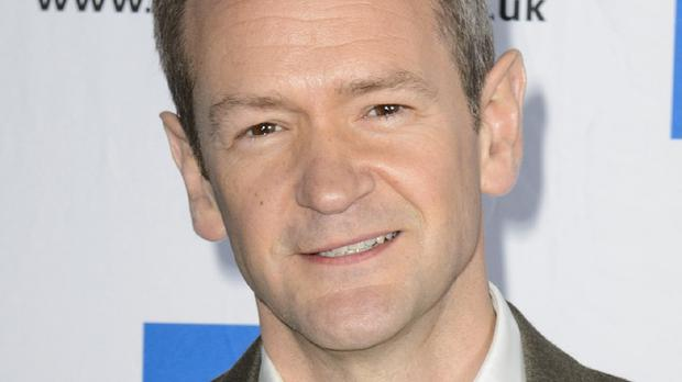 Alexander Armstrong is starring in the new CBBC version of Danger Mouse