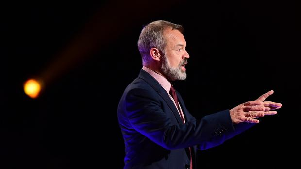 Graham Norton expressed his disdain for The X Factor