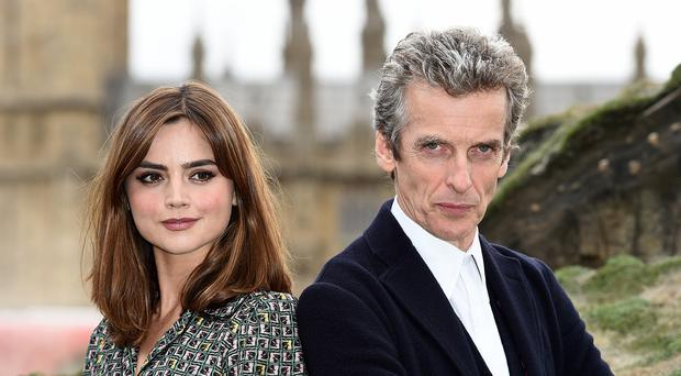 Peter Capaldi felt an on-screen romance with Jenna Coleman's character Clara would be