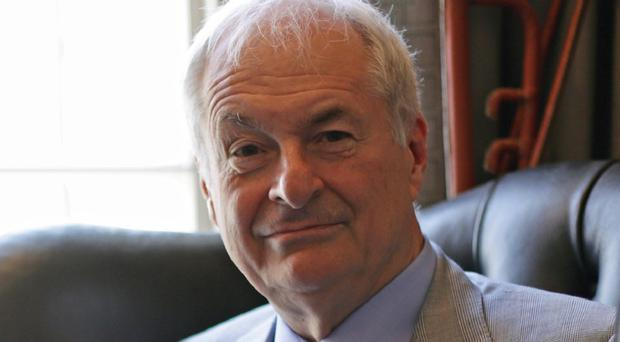 Paul Gambaccini wrote a memoir about the 12 months he spent on bail before the case was dropped