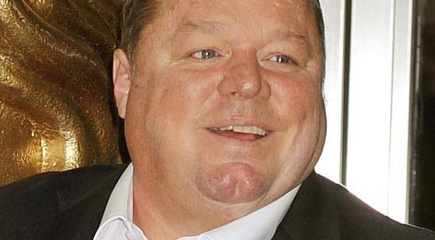 Ted Robbins is hosting the ball on Friday October 2 as part of his ongoing support for Wythenshawe Hospital