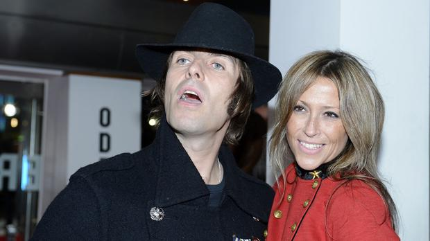 A judge has placed limits on what can be reported about the litigation involving Liam Gallagher and Nicole Appleton