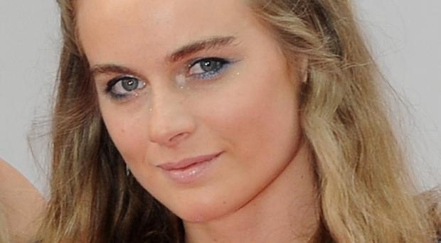 Cressida Bonas is to star in ITV drama Doctor Thorne