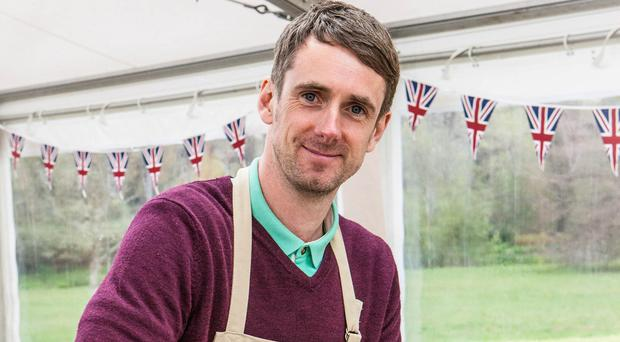 Fireman Mat Riley has become the seventh contestant to leave The Great British Bake Off