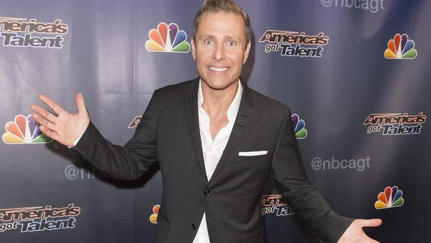 Winner Paul Zerdin attends the America's Got Talent finale post-show red carpet at Radio City Music Hall in New York (AP)