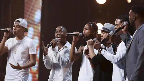 D-Tour perform during the audition stage for ITV talent show The X Factor (ITV/PA)