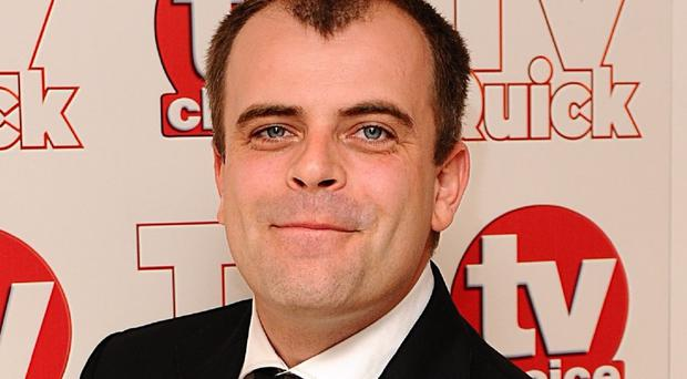 Simon Gregson is expected to be off the screen for a number of months