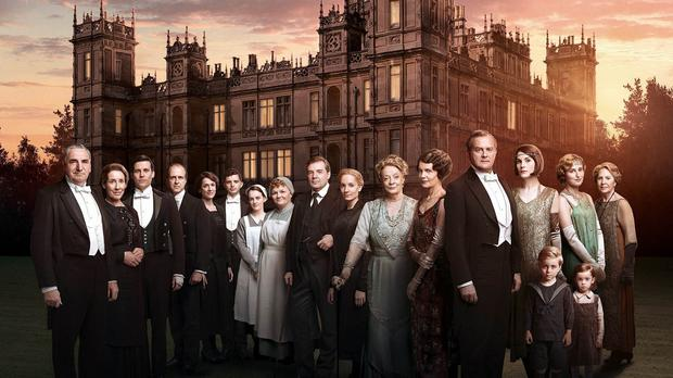 Viewers will catch up with Downton Abbey's inhabitants in 1925 for the sixth and final series of the show