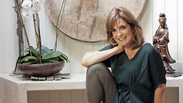 Dallas star Linda Gray appears in this week's edition of Hello! Magazine (Hello! Magazine/PA)