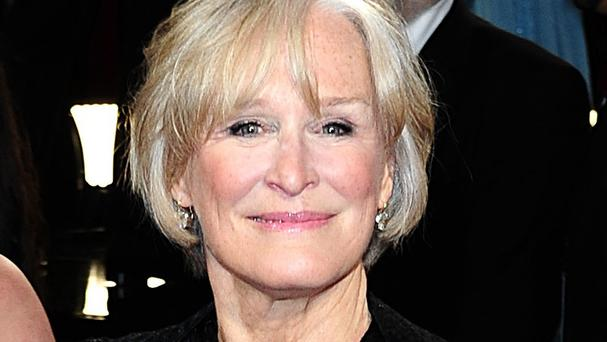Glenn Close has won acclaim for her role in the Broadway production of Sunset Boulevard