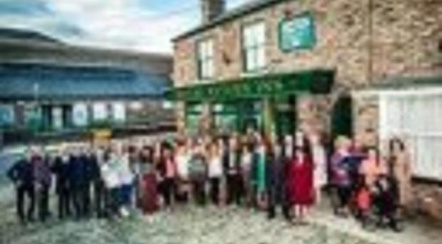 Coronation Street's live episode was part of ITV's 60th birthday celebrations