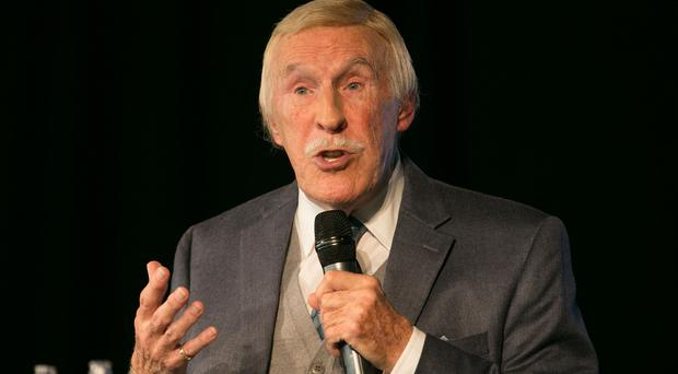 Sir Bruce Forsyth hailed Strictly Come Dancing as the best programme on television for the last quarter of a century