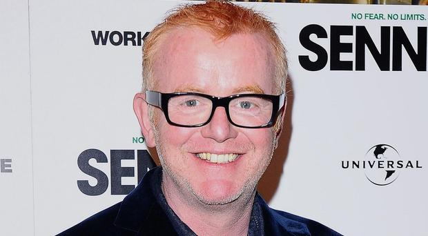 Chris Evans is the new face of Top Gear