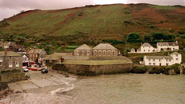 Port Issac is the setting for Doc Martin
