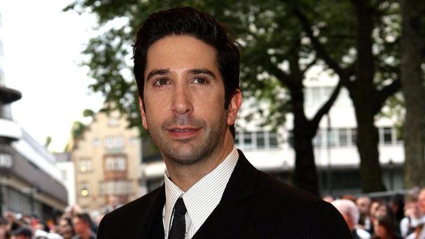 David Schwimmer will star as an American producer brought in to save a floundering breakfast TV show