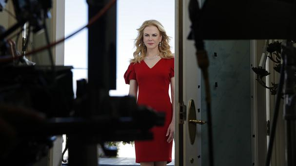 Nicole Kidman in the latest Meerkat Movies advert for comparethemarket.com