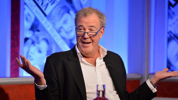 Jeremy Clarkson was hosting the latest BBC1 series of Have I Got News For You.